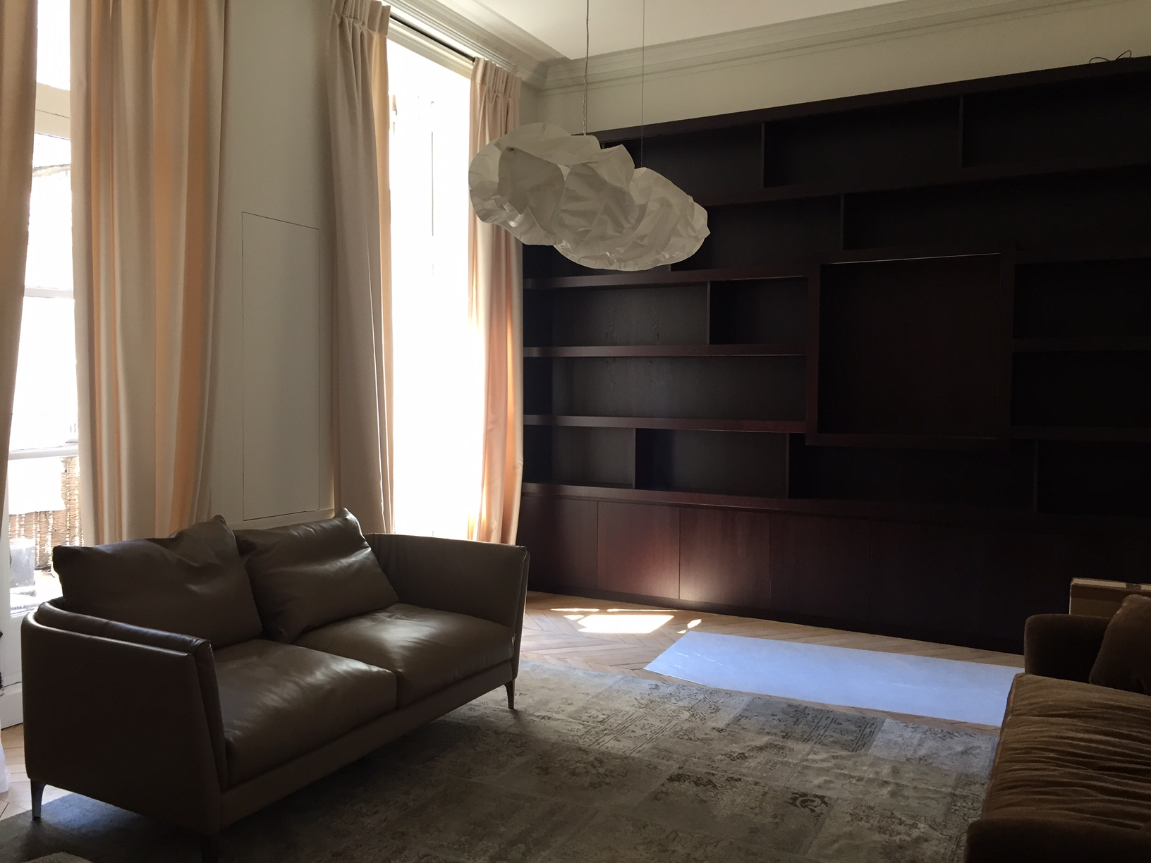 Réfection d'un appartement au 18 rue Cassette – 75016 Paris 3