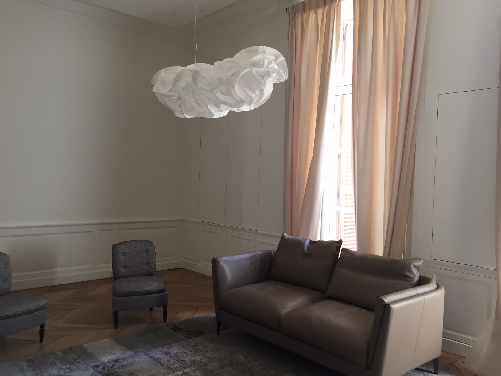 Réfection d'un appartement au 18 rue Cassette – 75016 Paris