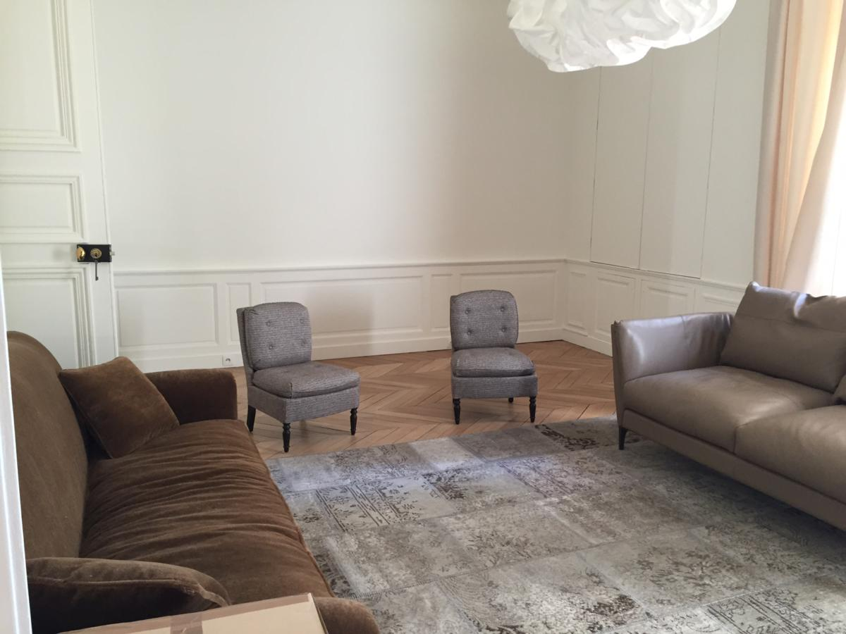Réfection d'un appartement au 18 rue Cassette – 75016 Paris 2